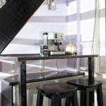 Raya Maisonette - kitchen bar
